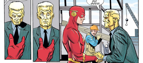 Flash, de Geoff Johns
