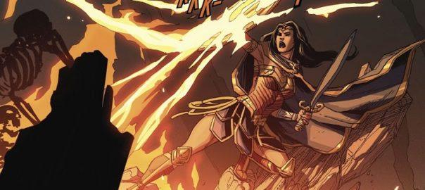 Liga de la Justicia #23