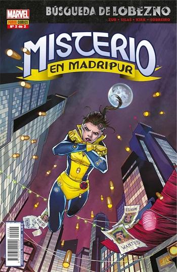 Búsqueda de Lobezno: Misterio en Madripur #2