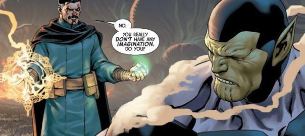 Doctor Extraño #2 (#35)