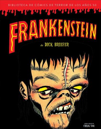 Frankenstein, de Dick Briefer