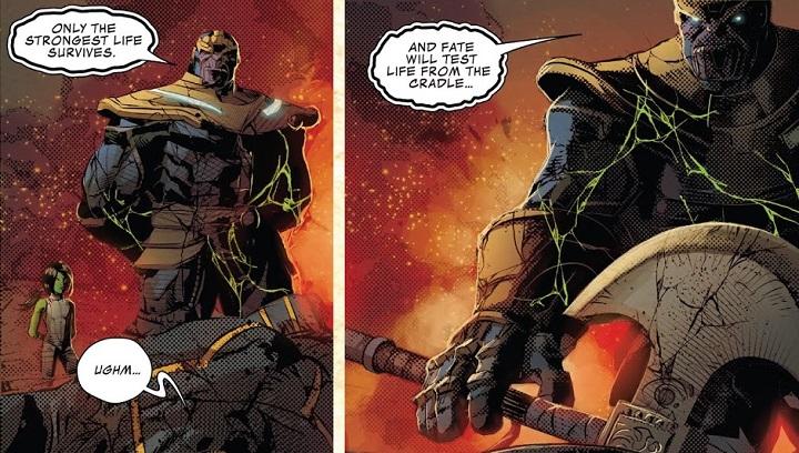 Guerras del Infinito #2