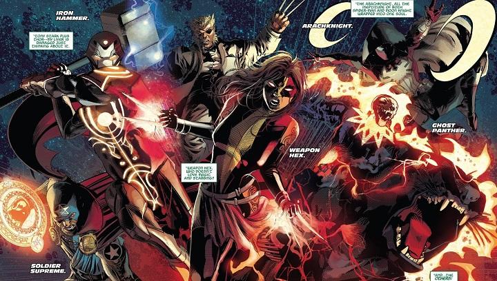 Guerras del Infinito #3