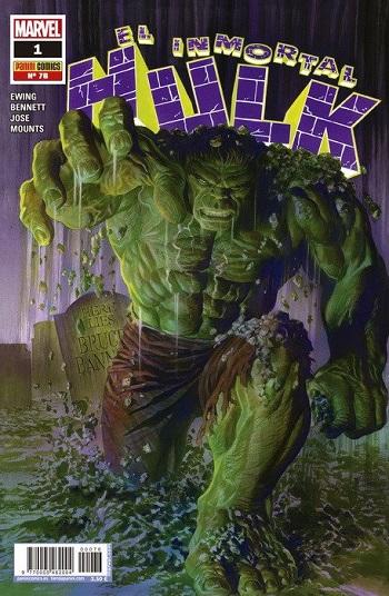 El Inmortal Hulk #1