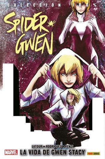 Spider-Gwen: La vida de Gwen Stacy