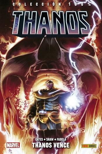 Thanos: Thanos Vence