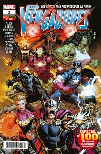 Los Vengadores #1 (#100)