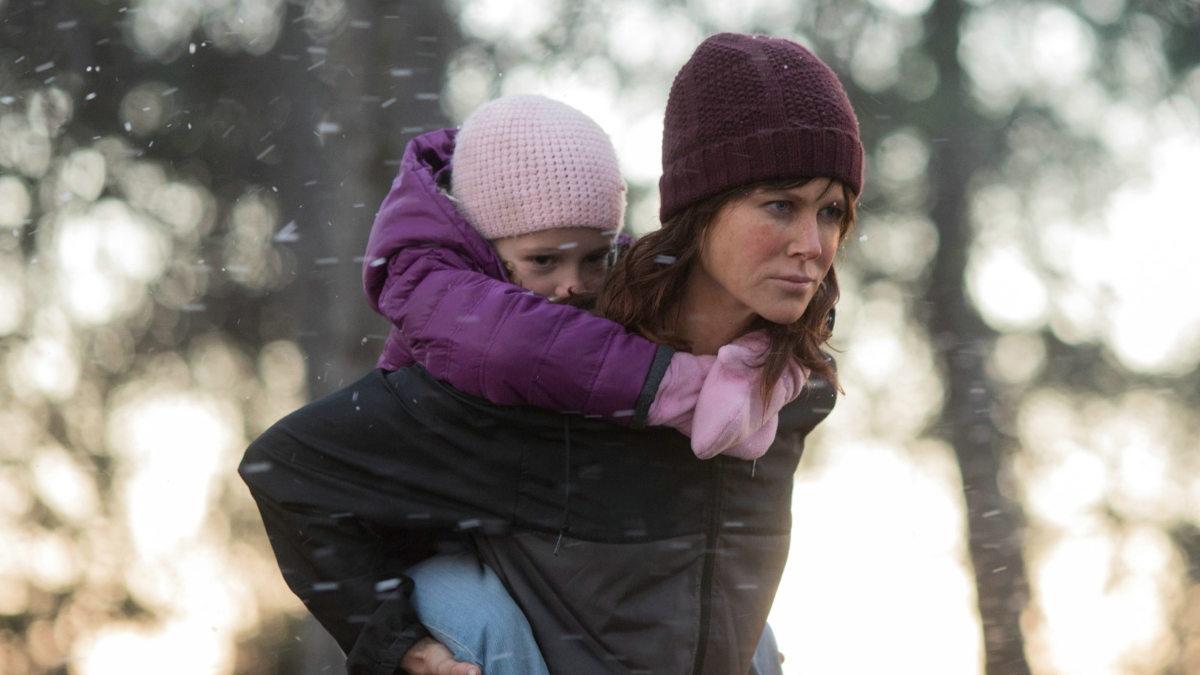 Kenley Smyth y Nicole Kidman