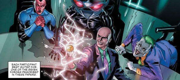 Liga de la Justicia #3