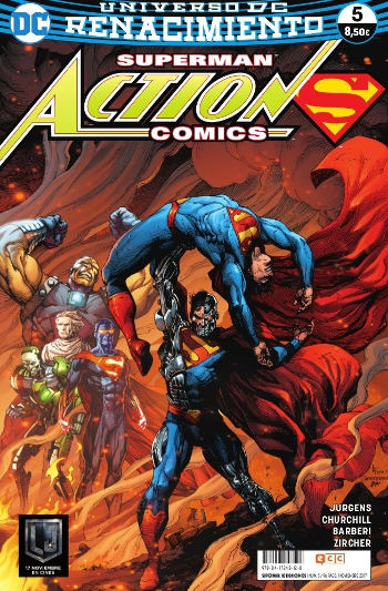 Superman: Action Comics