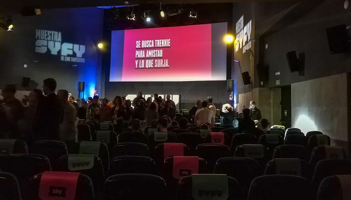16 Muestra Syfy de Cine Fantástico