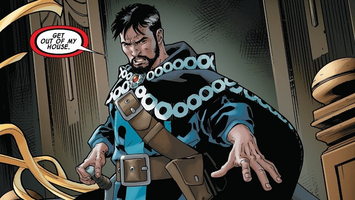 Doctor Extraño #4 (#37)