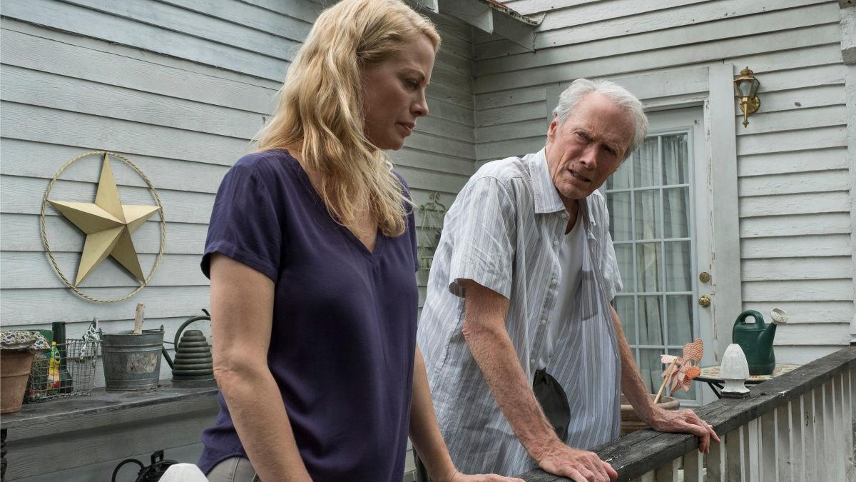 Alison y Clint Eastwood
