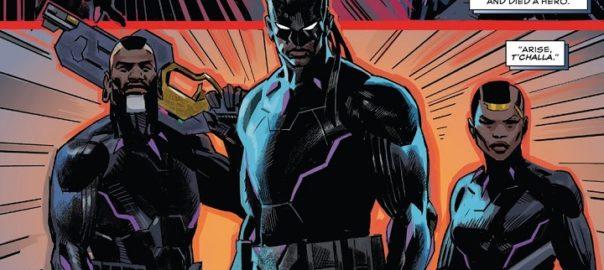 Pantera Negra #1: Imperio