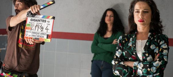 Yolanda Torosio y Sofia Oria