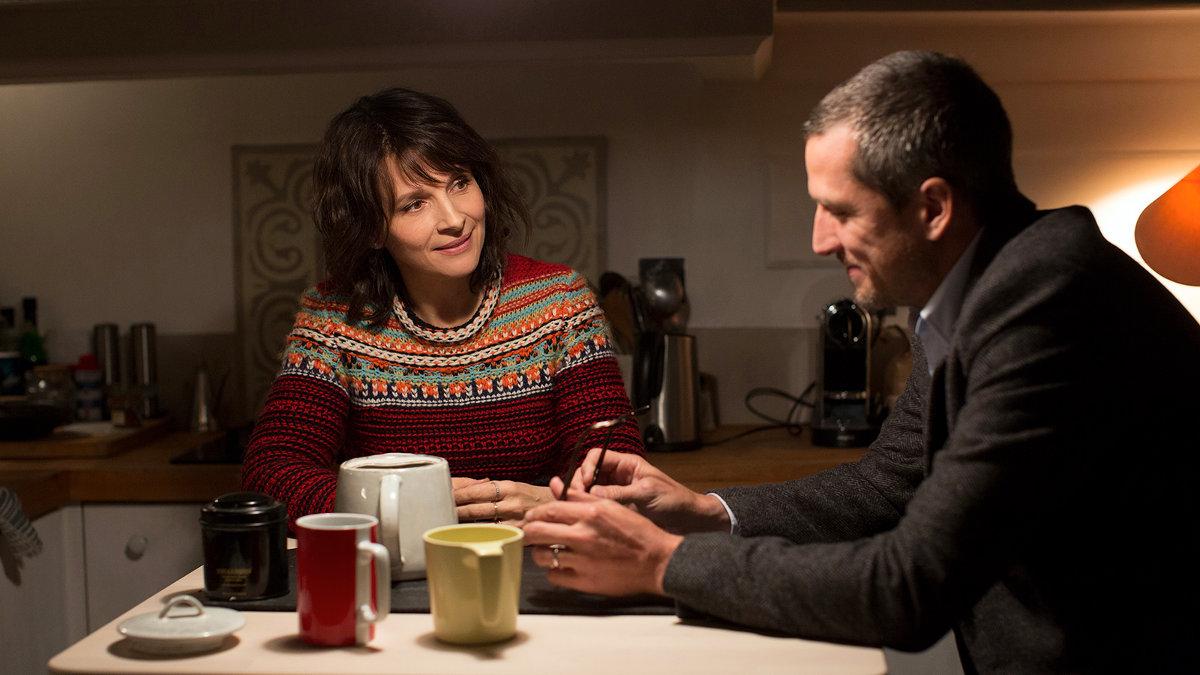 Juliette Binoche y Guillaume Canet