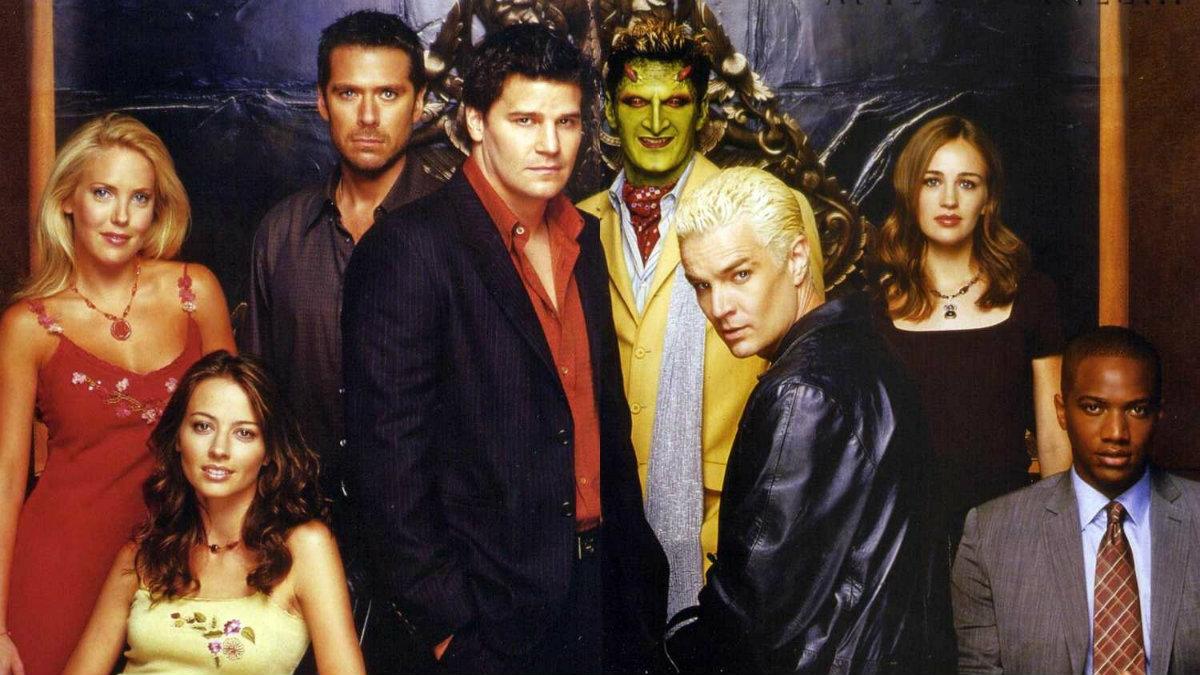 Buffyverso. El mundo de Buffy y Angel