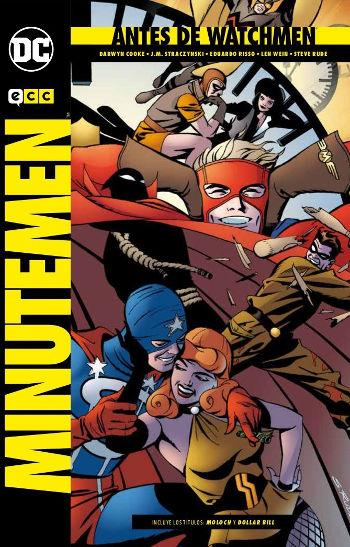 Antes de Watchmen: Minutemen