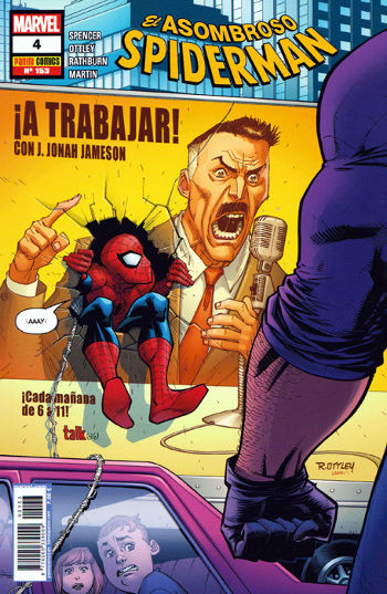 El Asombroso Spiderman #4 (#153)