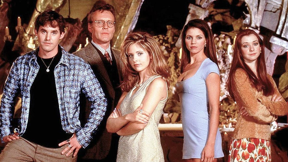 Buffyverso. El mundo de Buffy y Angel