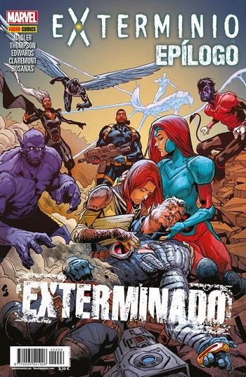 eXterminio: Epílogo - Exterminado