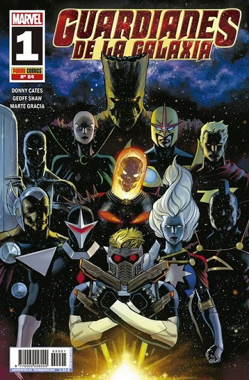 Guardianes de la Galaxia #1 (#64)