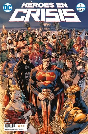 Héroes en Crisis #1