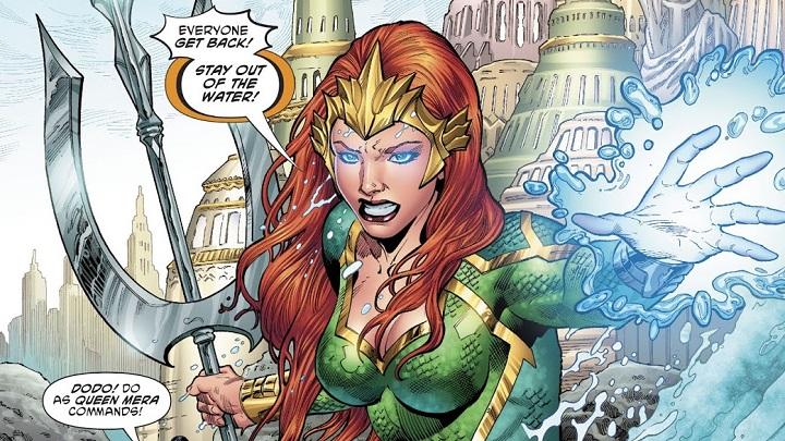 Liga de la Justicia: Nueva Justicia #6