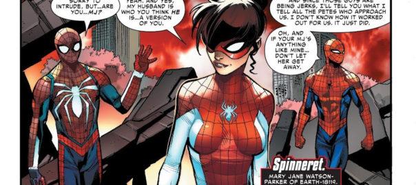 Spidergedón #4