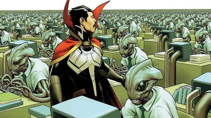 Doctor Extraño #40