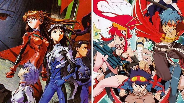 Gainax y Hideaki Anno: La historia de los creadores de Evangelion