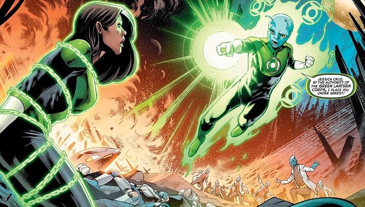 Green Lanterns #7
