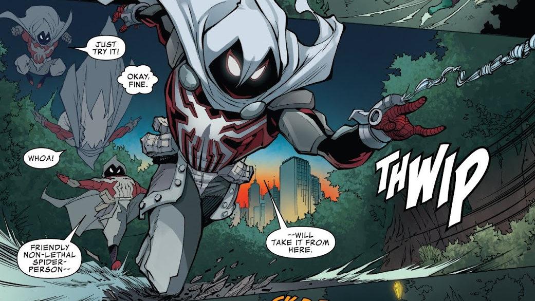 Guerras del Infinito: Caballero Araña