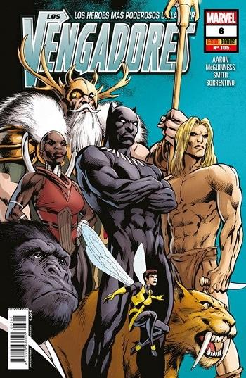 Los Vengadores #6 (#105)