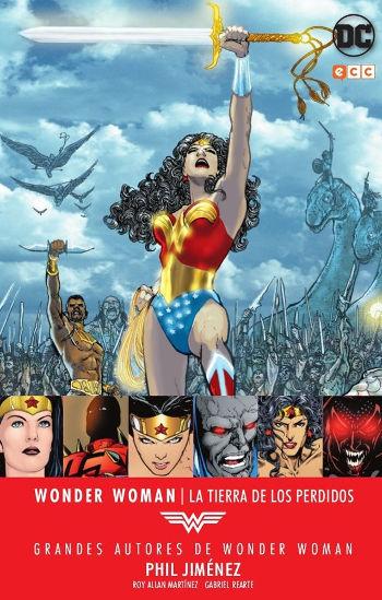 Wonder Woman: La tierra de los perdidos