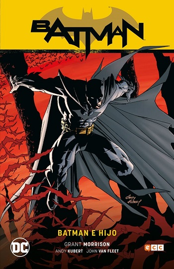 Batman e Hijo #1