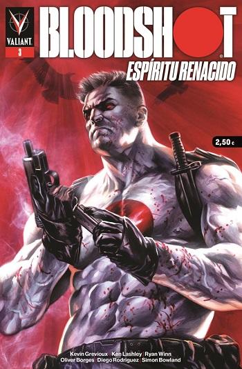 Bloodshot: Espíritu Renacido #3