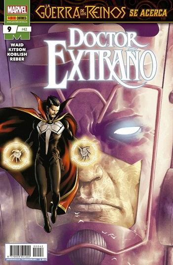 Doctor Extraño #9 (#42)