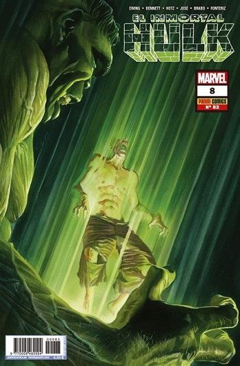 El Inmortal Hulk #8