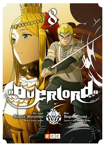 Overlord #8