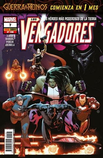 Los Vengadores #7 (#106)
