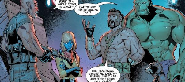 Vengadores: Sin camino de vuelta