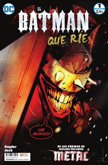 El Batman que Ríe #1