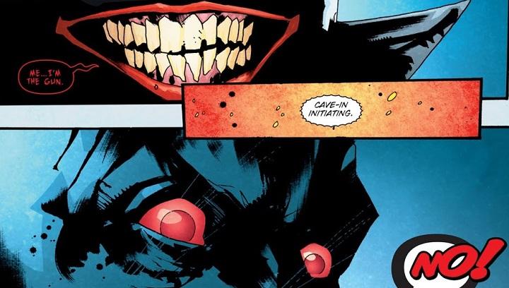 El Batman que Ríe #2