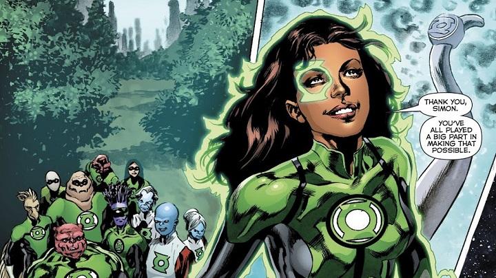 Green Lanterns #8
