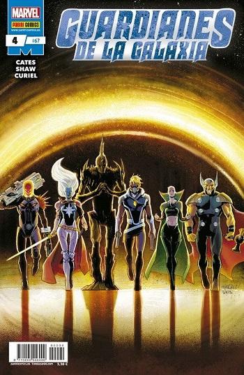 Guardianes de la Galaxia #4 (#67)