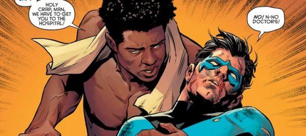 Nightwing: Primera Temporada - Los Terrores del Caballero Nocturno