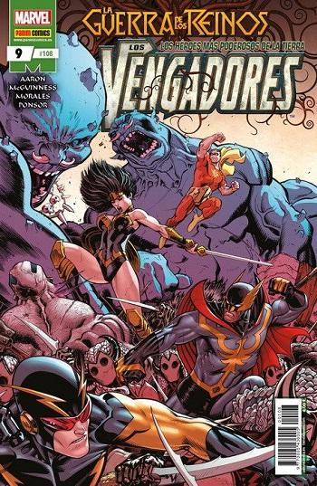 Los Vengadores #9 (#108)
