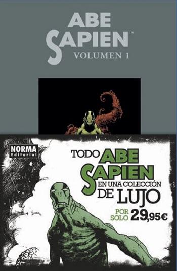 Abe Sapien: Volumen 1