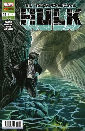 El Inmortal Hulk #11 (#86)